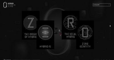 Lexus Hybrid Zero Thumbnail Preview