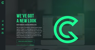Green Chameleon Thumbnail Preview