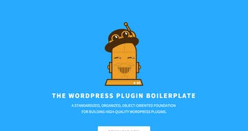 The WordPress Plugin Boilerplate Thumbnail Preview