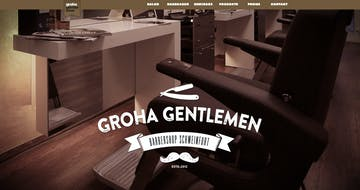 Groha Gentlemen Barbershop Thumbnail Preview