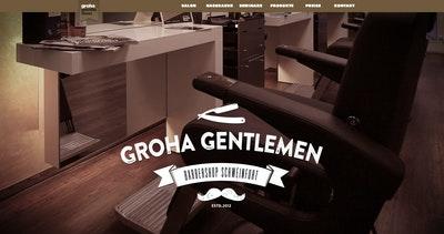 Groha Gentlemen Barbershop Thumbnail Preview