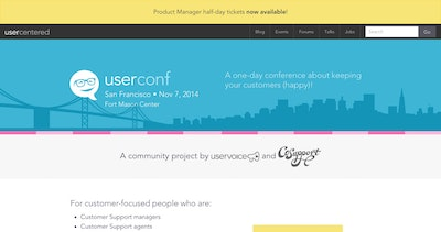 UserConf 2014 Thumbnail Preview