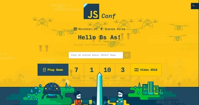 JSConf Thumbnail Preview