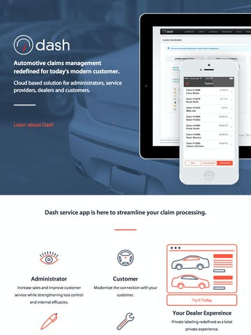 Dash Thumbnail Preview