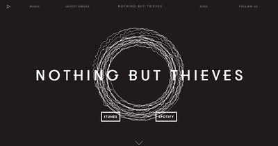 Nothing But Thieves Thumbnail Preview