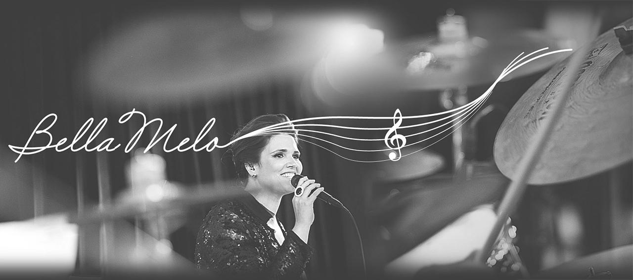 Bella Melo Website Screenshot