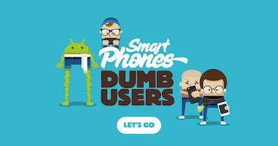 Smartphones… Dumb Users Thumbnail Preview