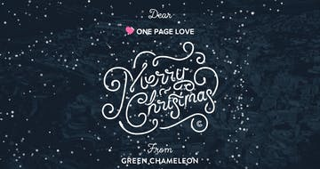Merry Christmas from Green Chameleon Thumbnail Preview