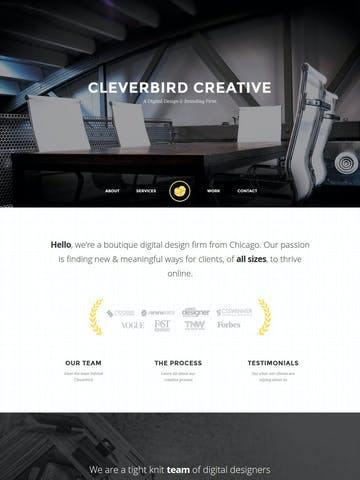 Cleverbird Creative Thumbnail Preview