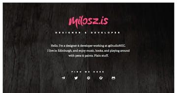 Milosz Falinski Thumbnail Preview