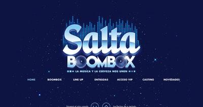 Salta BoomBox Thumbnail Preview