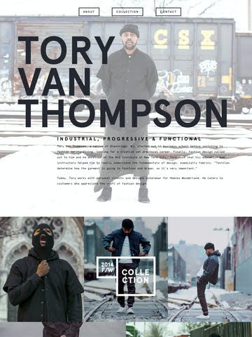 Tory Van Thompson Thumbnail Preview