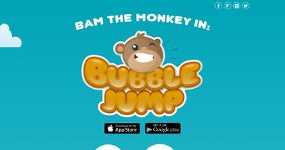 BubbleJump Thumbnail Preview