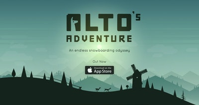Alto's Adventure Thumbnail Preview