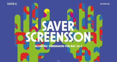 Saver Screensson Thumbnail Preview