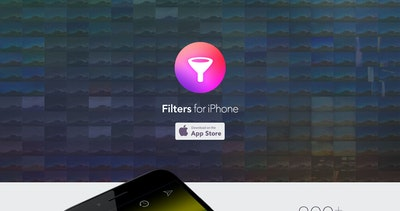 Filters for iPhone Thumbnail Preview