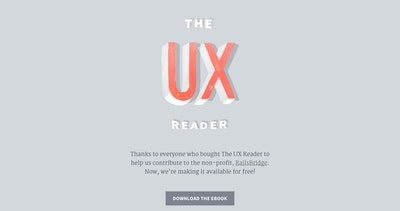 The UX Reader Thumbnail Preview