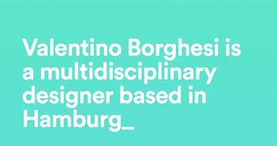 Valentino Borghesi Thumbnail Preview