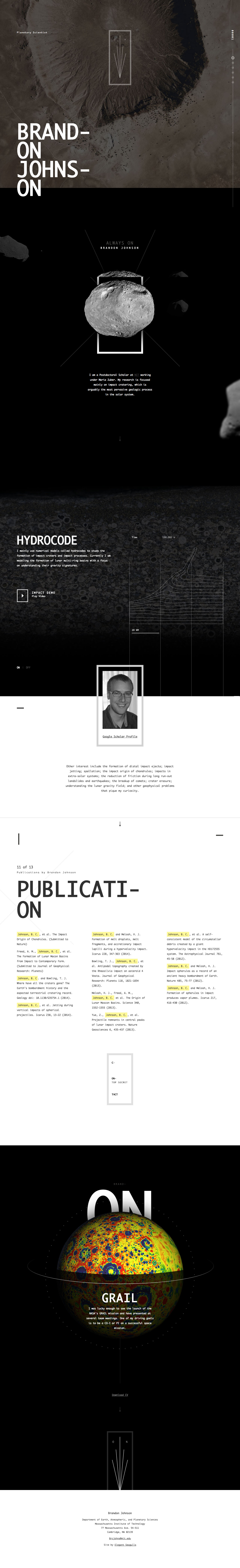 Brand-On Johns-On Website Screenshot