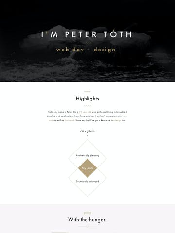 Peter Tóth Thumbnail Preview