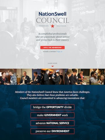 NationSwell Council Portal Thumbnail Preview