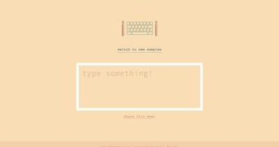 typedrummer Thumbnail Preview
