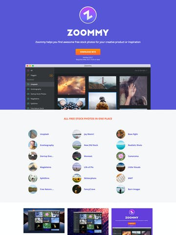 Zoommy Thumbnail Preview