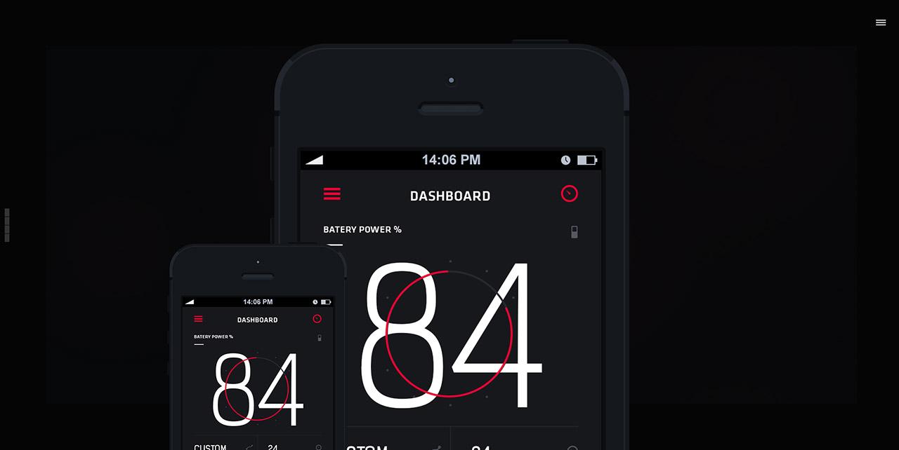 Design Embraced Website Screenshot