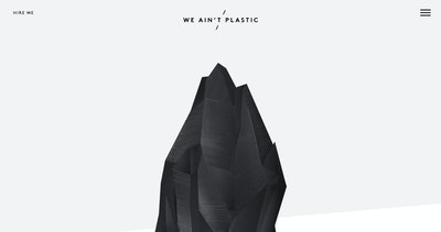 We Ain't Plastic Thumbnail Preview