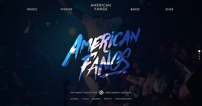 American Fangs Thumbnail Preview