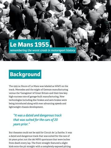 Remember Le Mans 1955 Thumbnail Preview
