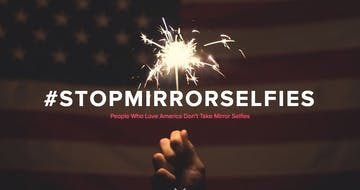 Stop Mirror Selfies Thumbnail Preview