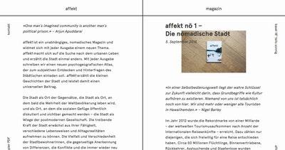 affekt – Stadtfragmente Thumbnail Preview