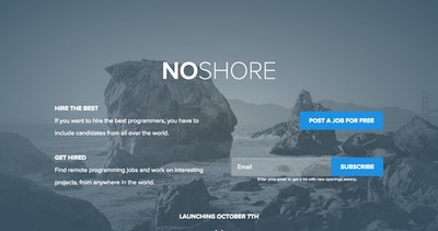 NoShore Thumbnail Preview