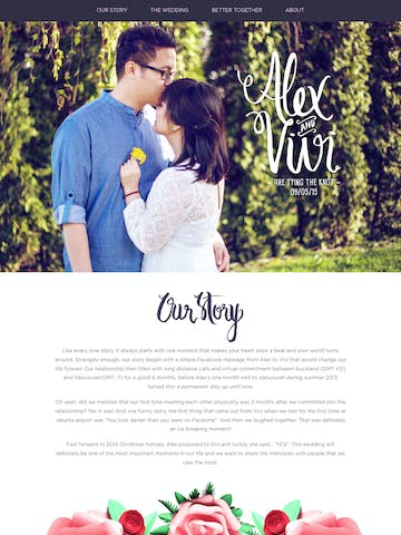 Alex & Vivi – Under the willow tree Thumbnail Preview