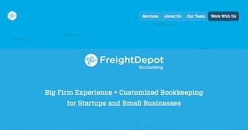 Freight Depot Accounting Thumbnail Preview