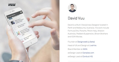 David Vuu Thumbnail Preview