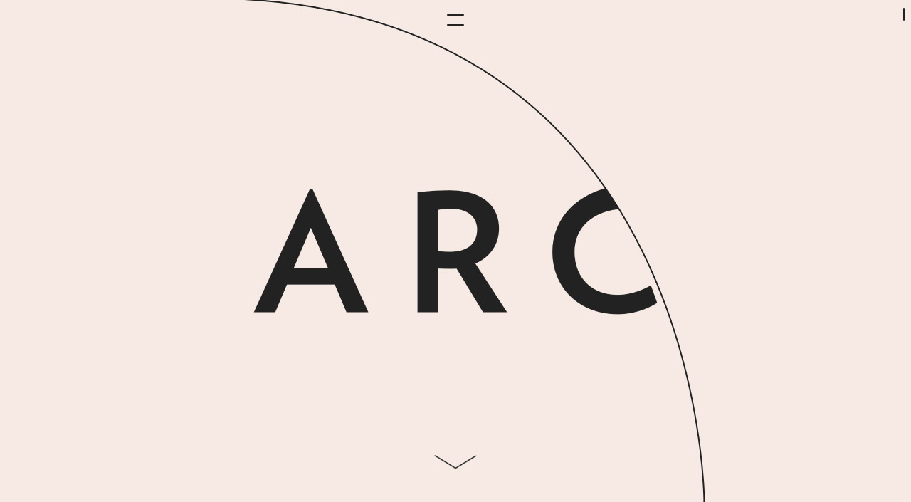 Arc Website Screenshot