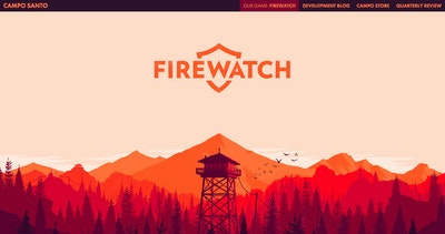Firewatch Thumbnail Preview