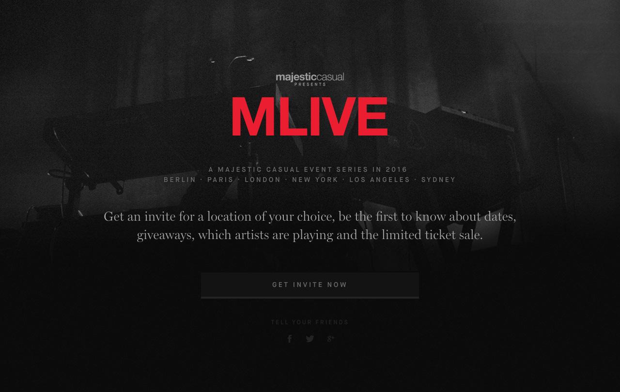 Mlive Website Screenshot