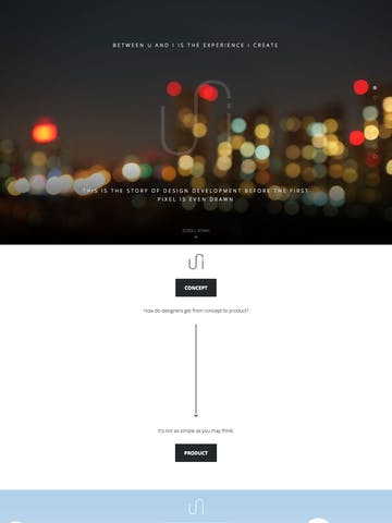 Matthew Hall UI UX Thumbnail Preview