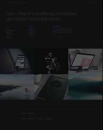 Jesper Landberg Thumbnail Preview