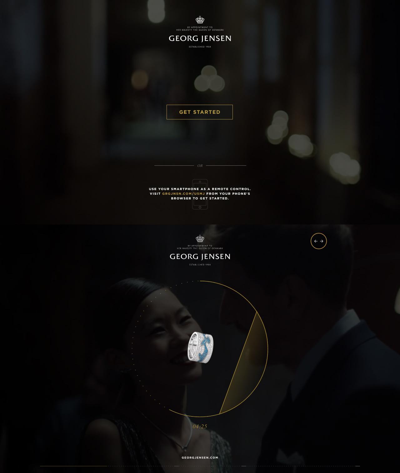 The Gift Of Giving Website Screenshot