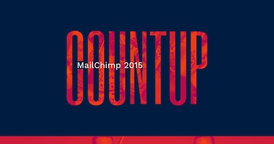 MailChimp 2015 Annual Report Thumbnail Preview
