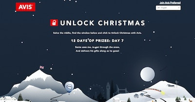 Unlock Christmas With Avis Thumbnail Preview