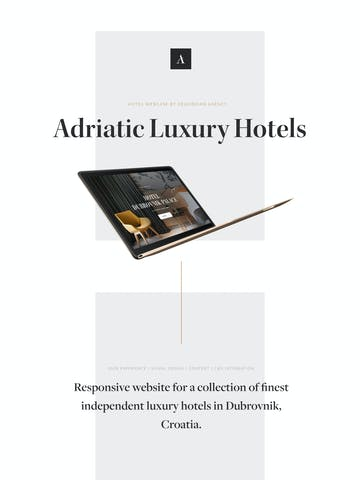 Adriatic Luxury Hotels Case Study Thumbnail Preview