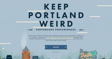 Keep Portland Weird Thumbnail Preview