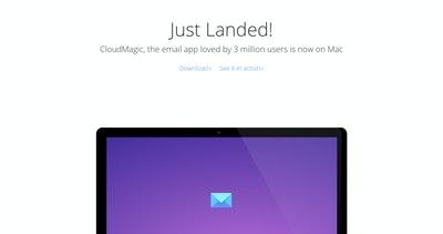 CloudMagic on Mac Thumbnail Preview