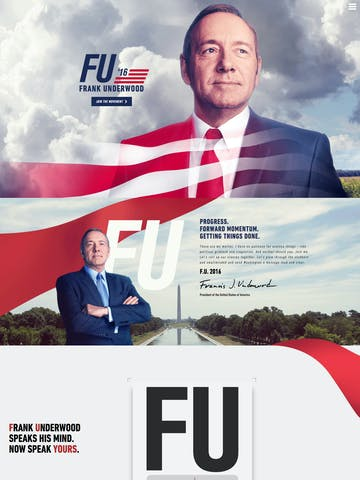 Frank Underwood 2016 Thumbnail Preview