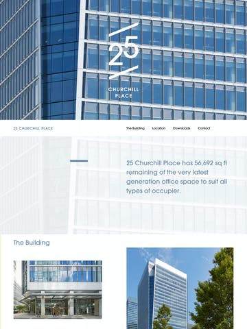 25 Churchill Place Thumbnail Preview